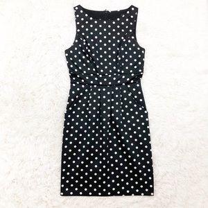 XOXO polka dot sheath dress size 5